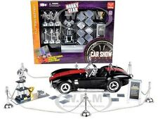 CAR SHOW TROPHY WINNER ACCESSORIES SET FOR 1/24 DIECAST CARS 18410