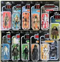Star Wars Vintage Collection 2019 LEIA YAKFACE ELITE CLONE TROOPER KLAATU