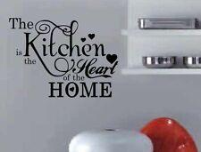 Pegatinas de pared color principal negro para la cocina