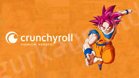 Crunchyroll Premium | Anime + Drama + Manga Subscription 1 Year | Fast Delivery