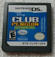 Club Penguin Elite Penguin Force DS Nintendo Cartridge Only VIDEO GAME