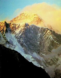 NEPAL 1986 TOURISM EVEREST EXPEDITION SCARCE MULTIPLE SIGNED PPC