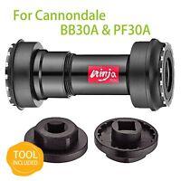TOKEN Thread-Press Fit Bottom Bracket, BB30A & PF30A to SRAM GXP 22-24mm