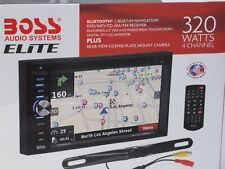 Boss Audio BN965BLC 6.5 in. Bluetooth Navigation Receiver - Black