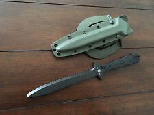 MOD Masters of Defense Beshara XSF-1 Tactical Knife. Rare!