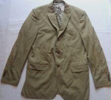 Frantina señores de tu chaqueta talla 106 marrón claro