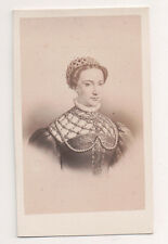 Vintage CDV Anne de Pisseleu d'Heilly Duchess of Étampes E. Desmaisons Photo