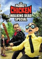The Robot Chicken: Walking Dead Special (DVD, 2018) NEW Adult Swim