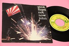 "PINK FLOYD 7"" THE HERO'S RETURN ORIG ITALY 1983 NM !!!! TOOOPPPPPPP"