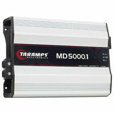 Taramps MD 5000 - 1 canal 5000 vatios Rms 1 Ohm coche amplificador