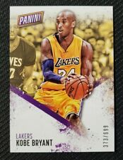Kobe Bryant 2016-17 Panini Day Serial Numbered Non Auto #d 373/699 LAKERS 🔥