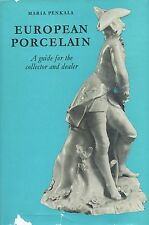 Antique European Porcelain Types - 4,000 Marks Makers Dates / Scarce Book