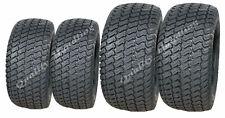 20x10.00-8 & 15x6.00-6 Lawnmower tyres 4ply Multi turf grass Wanda P332 Set of 4