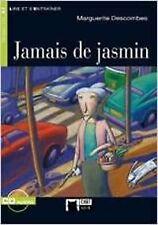 Jamais de jasmin (+CD). NUEVO. Nacional URGENTE/Internac. económico. LECTURAS DE