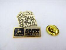 Pin's Pin Pins Badge  JOHN DEERE / TRACTEUR / TRACTOR - MOTEUR / ENGINE / TOP !