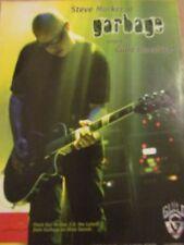 Garbage, Steve Marker, Guild Guitars, Full Page Promotional Ad