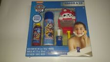 Paw Patrol Groom and Go Kids Pretend Play Shave Set 5-Piece Kit Nickelodeon Son