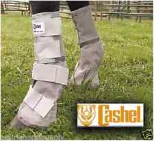 Cashel Crusader LEG GUARDS Cool Mesh Boots Fly Control Size fits Standard HORSE