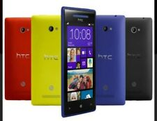 """HTC Windows 8X PM23200 teléfono inteligente 16GB 1GB 4.3"""" LCD Negra Beats Audio"""