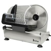 ZOKOP SL526 110V/150W 7.5 inch Semi-automatic Cutter Electric Meat Slicer