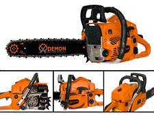 Benzin Motorsäge Motorkettensäge Kettensäge Benzinsäge 55cm3 2,2 kW (xDEM-CS58T)
