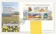 GB FDC 2009 Celebrating Wales m/s