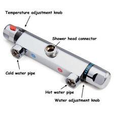 Miscelatore doccia Rubinetto termostatico vasca bagno Brass Bath Mixer Shower IT
