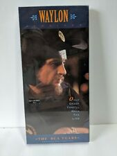 WAYLON JENNINGS Only Daddy That'll Walk Line Rca Years 2 CASSETTE NEW SEALED