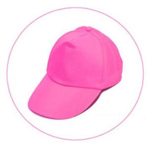 Unisex Men Women Adjustable Sun Protect Hat Baseball Sport Snapback Cap Outdoor