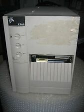 ZEBRA 2746 TYPE TLP2746PSET Thermal Transfer Printer