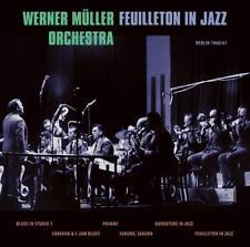 WERNER ORCHESTRA MÜLLER - FEUILLETON IN JAZZ (10'' ALBUM)   VINYL EP NEW!