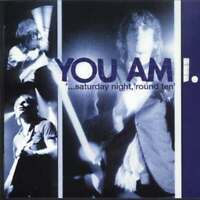 YOU AM I - SATURDAY NIGHT ROUND TEN : LIVE CD ~ TIM ROGERS ~90's *NEW*