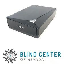 ASUS BW-16D1X-U External Blu-Ray Burner Drive for PC - Black NO POWER ADAPTER