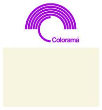 Colorama POLAR WHITE Background Paper Roll 1.35m x 11m