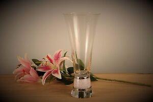 New Swarovski Crystal Filled Large Vase Gift Boxed Wedding Gift Engagement