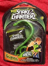 Snake Charmer Magic Trick - Comes To Life In Hands -Close-Up Magic - Puppet Toy