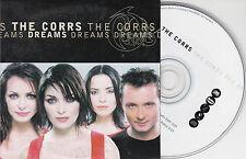 "CD CARTONNE CARDSLEEVE THE CORRS ""DREAMS"" 2T 1998"