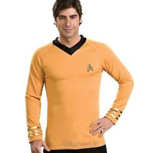 Star Trek Captain Kirk Top Shirt Official Product