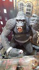 King Kong New York Destruction, Godzilla, Monster, Kong, New York, Subway