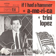 7inch TRINI LOPEZif i had a hammerHOLLAND EX+   (S2778)