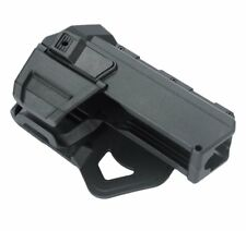 Army Force Polymer Tactical Holster Black For Marui G17 / G18C (AF-HL020A)