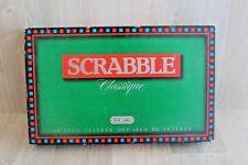 Scrabble Classique - Spear's Games - édition française - 100% complet 1988