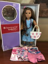 American Girl Doll Kanani 2011 GOTY Retired Excellent Condition With Swimsuit