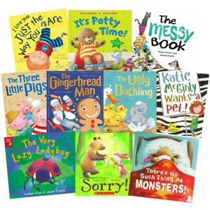 Sleepyhead Tales: 10 Kids Picture Books Bundle (Book Collection), Books, New