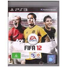 PLAYSTATION 3 FIFA 12 PS3 DUAL SHOCK 3 SPORT 2012 [NNS] YOUR GAMES PAL