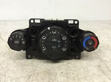 2012 FORD FIESTA ZETEC MK7 - HEATER CONTROL PANEL WITH A/C - AHU