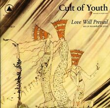 Love Will Prevail - Cult Of Youth (2012, CD NIEUW)