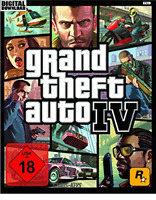 Grand Theft Auto IV 4 Steam Key Pc Game Code Download Neu Global [Blitzversand]