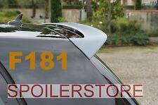 SPOILER ALETTONE POSTER VW GOLF 7 VII CON PRIMER PER TDI TSI  F181P-SS181-5