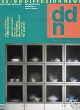 Design Diffusion News - Internal Design in Spain  1996